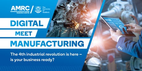 Digital Meet Manufacturing - Process Control & Machine Analytics tickets