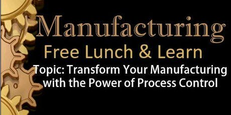 Manufacturing Lunch and Learn tickets
