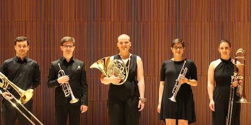 St. Sebastian Concert Series - Subtle Cheetah Brass Quintet