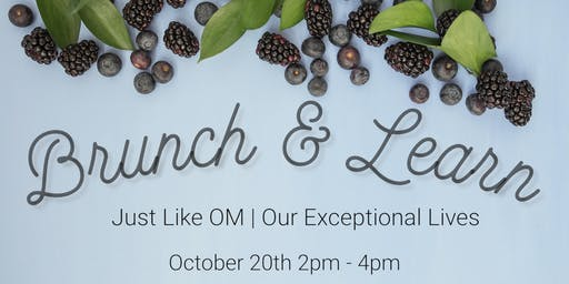 Brunch and Learn(FREE):  Stress Management