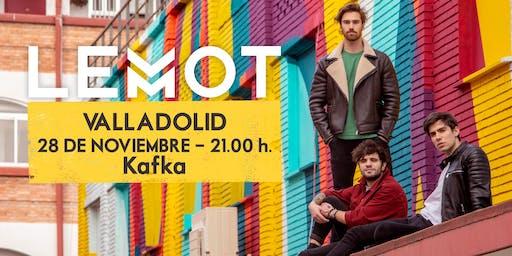 LEMOT - Concierto Valladolid- Sala Kafka