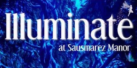 Illuminate at Sausmarez Manor tickets