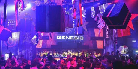 GIOVEDI'  |  VIBE ROOM  |  GENESIS PARTY tickets
