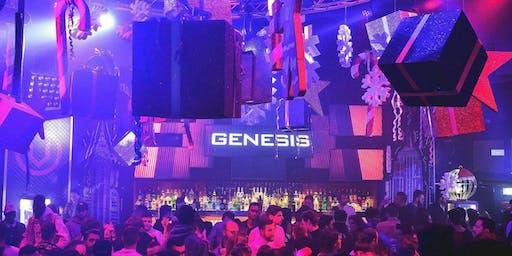GIOVEDI'  |  VIBE ROOM  |  GENESIS PARTY