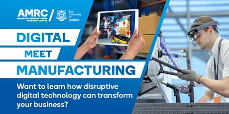 Digital Meet Manufacturing - Simplifying Standards tickets