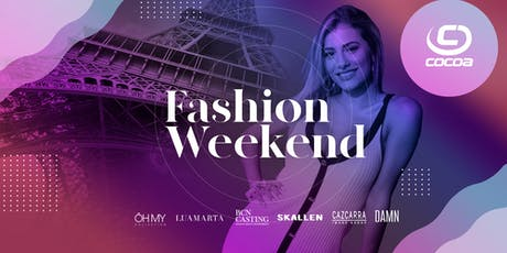 Fashion Weekend entradas