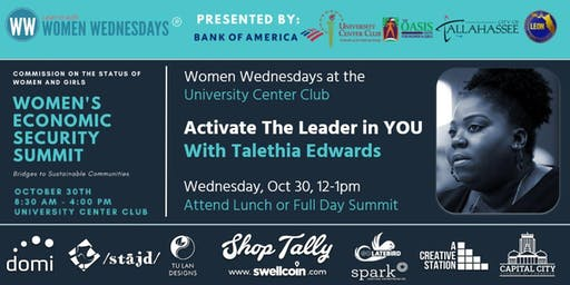 Activate the Leader In You! - At the CSWG Summit 2019