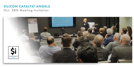 Silicon Catalyst Angels October 28th Meeting tickets