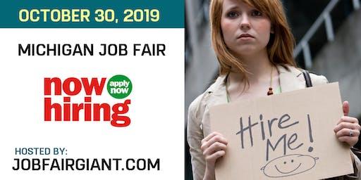 Sterling Heights - Michigan Job Fair (October 30, 2019)