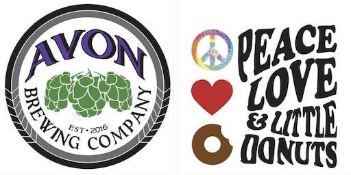 Beer & Donut Pairing