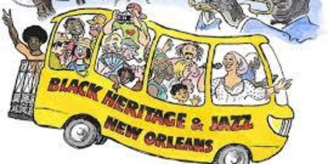 NAAAHP Black Heritage & Jazz New Orleans tickets