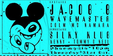 Wäve Takeover with:  Jacob B tickets