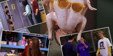 'Friends' Thanksgiving Trivia at Railgarten tickets
