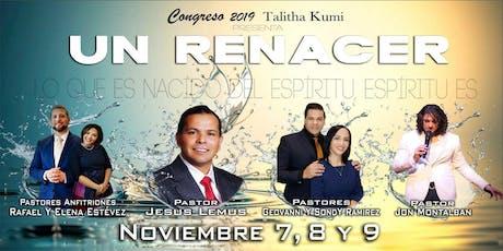 Congreso Talitha Kumi  Noviembre 7, 8, y 9 / Talitha Cumi November 7, 8 & 9 tickets