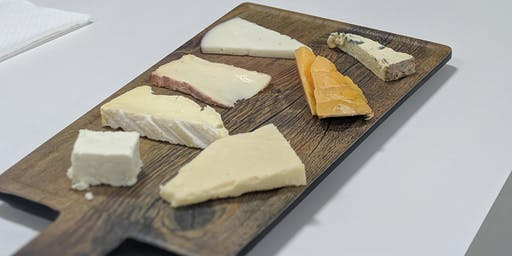 Fromages of France: French Cheese Tasting