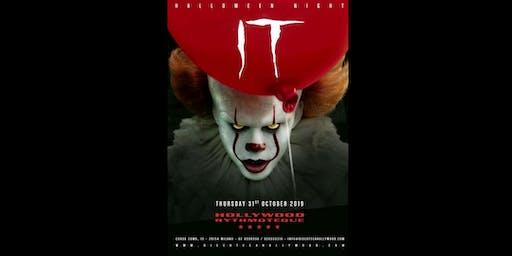 Halloween Night IT - Hollywood Milano - 31 Ottobre 2019