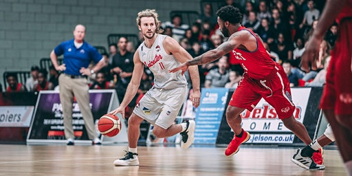 BBL Cup Semi Final -  Leicester Riders Vs Worcester Wolves