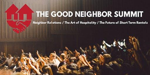 The Good Neighbor Summit