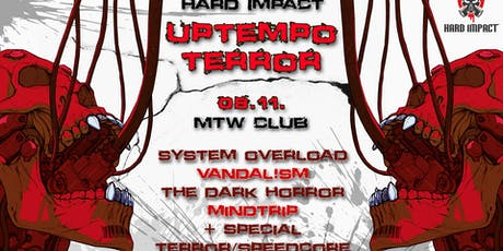 Hard Impact Uptempo & Terror Night Tickets