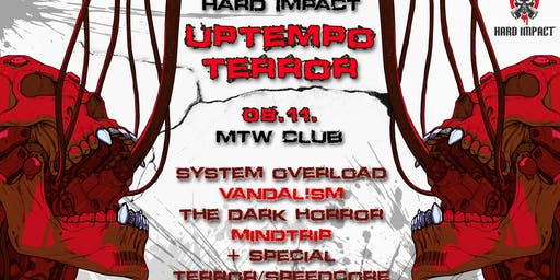 Hard Impact Uptempo & Terror Night