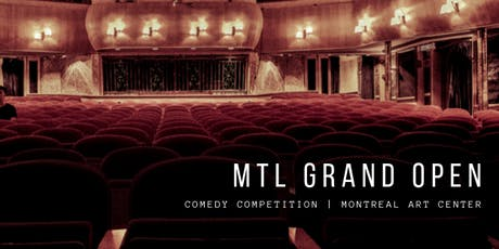 MTL GRAND - Semi-Finals #3 tickets