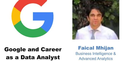 Google and Career as a Data Analyst