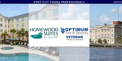 PCYP Hosted by Homewood Suites, Sponsored by Optimum Fire & Security