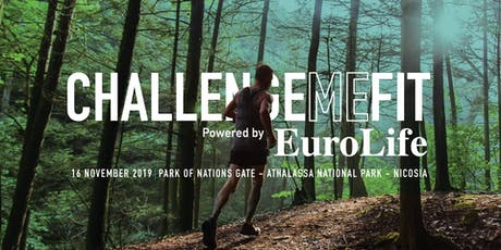Challenge Me Fit powered by EuroLife / 16.Nov.2019 tickets