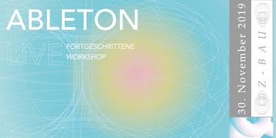 Ableton Live Workshop für Fortgeschrittene w/ Gle