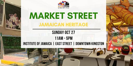 Market Street - Jamaican Heritage