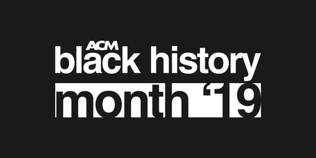 BLACK HISTORY MONTH: Despa Robinson - Management/Running Your Own Label tickets