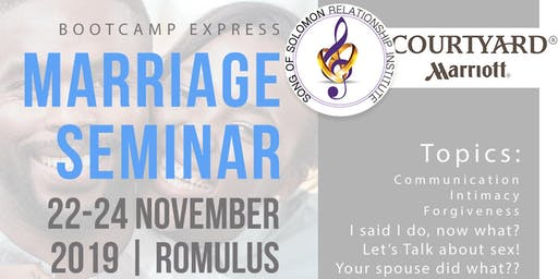 Marriage Bootcamp Express