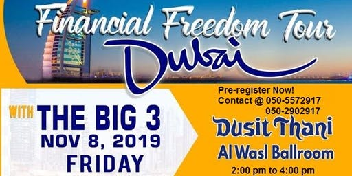 Financial Freedom Tour for OFWs