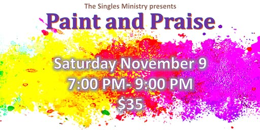 Paint and Praise