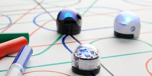 Beginning Line Coding with Ozobots - Part 1