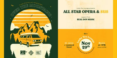 All Star Opera // Sus // Real Don Music