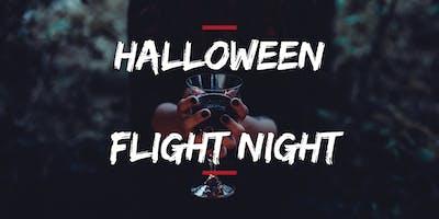 Halloween Flight Night