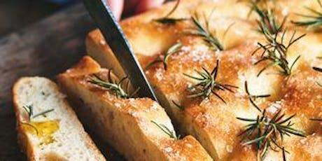 Italian Bread Baking tickets
