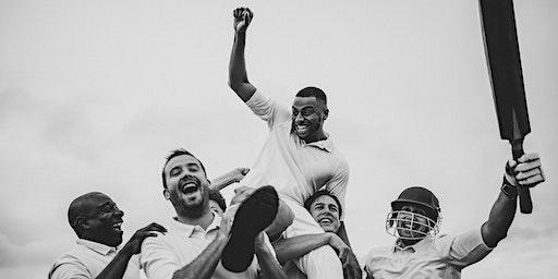 A Ramble Through Cricket and a Canter Through the Church With Mike Vockins