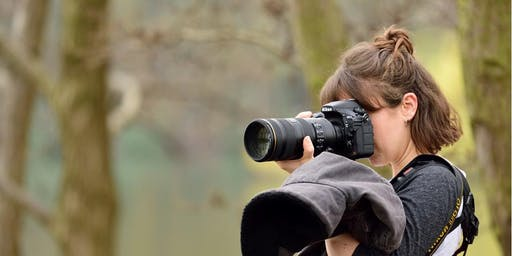 Photography Workshop for Beginners at Fairburn Ings