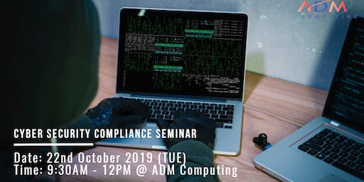 CYBER SECURITY COMPLIANCE SEMINAR