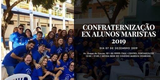 CONFRATERNIZAÇÃO EX ALUNOS MARISTAS 2019
