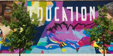 Bildung in der Migrationsgesellschaft. Eine Festveranstaltung. 10 Jahre C3 billets