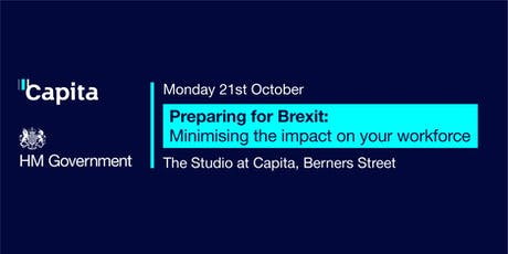 Preparing for Brexit: Minimising the impact on your workforce tickets