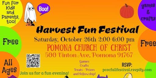 Harvest Fun Festival