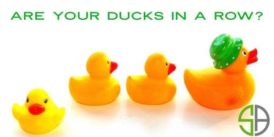 Estate Planning:  Getting Your Ducks in a Row