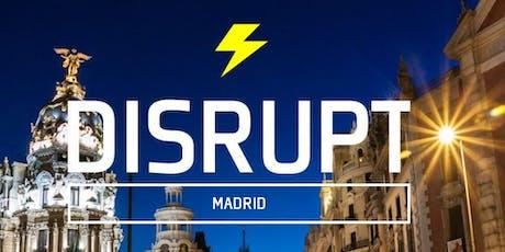 IV Edición Disrupthr Madrid entradas
