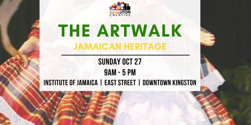 The Artwalk - Jamaican Heritage