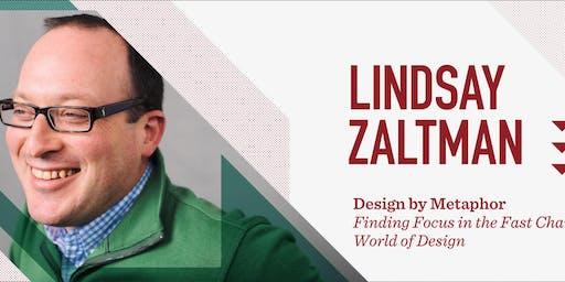 Design Dialogue 2019: Lindsay Zaltman