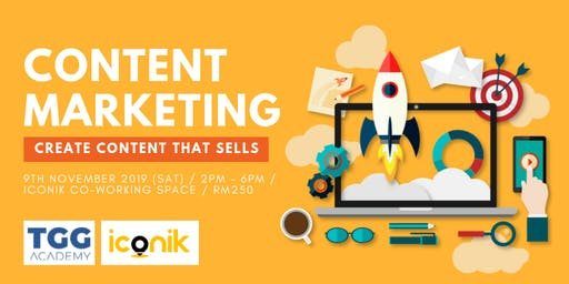 Content Marketing: Create Content That Sells